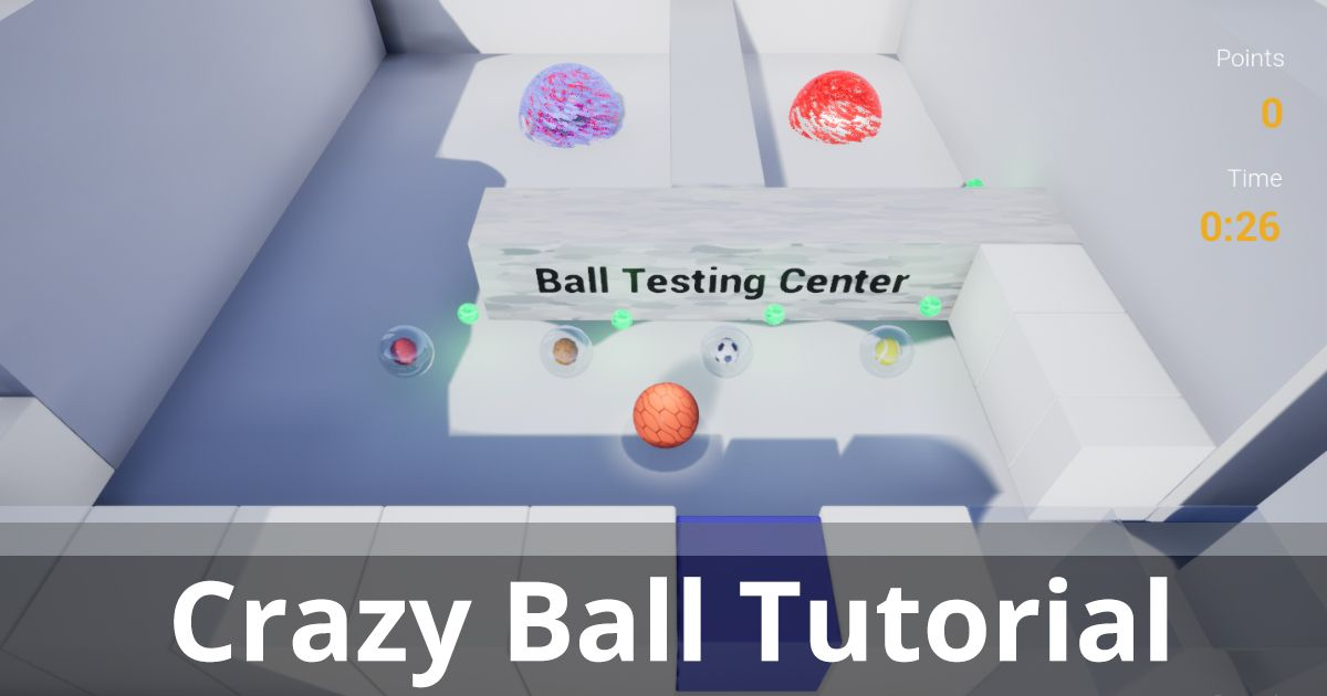 Gamedesign - Crazy Ball • Russwurm