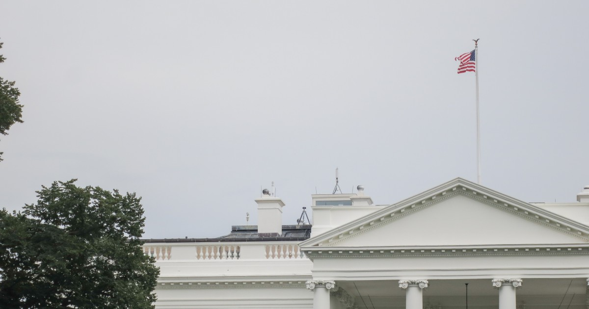 White House in Washington | Russwurm