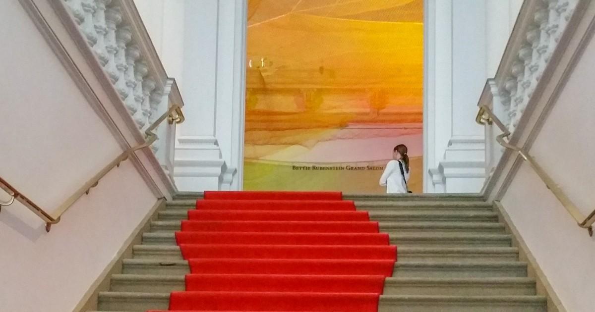 Renwick Gallery Stairs | Russwurm