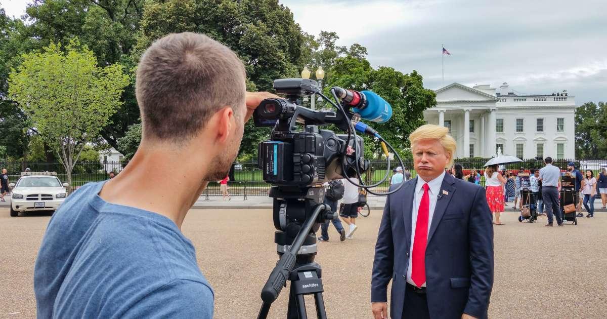 Trump Recording | Russwurm