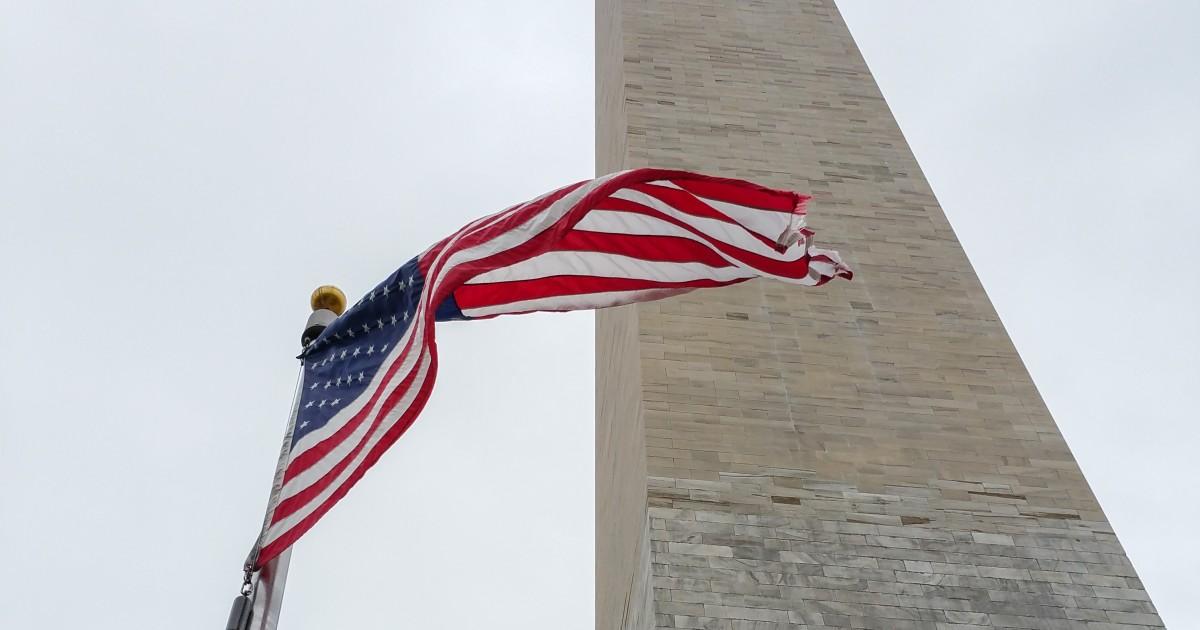 Washington Monument   Russwurm