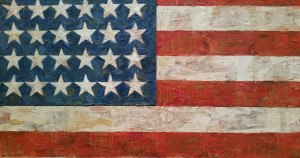 MoMA Jasper Johns Flag