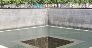 National September 11 Memorial Pool